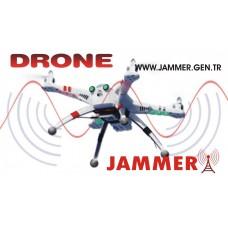 Drone Sinyal Kesici Jammer Cihazı ( Drone engelleme engelleyici cihaz)